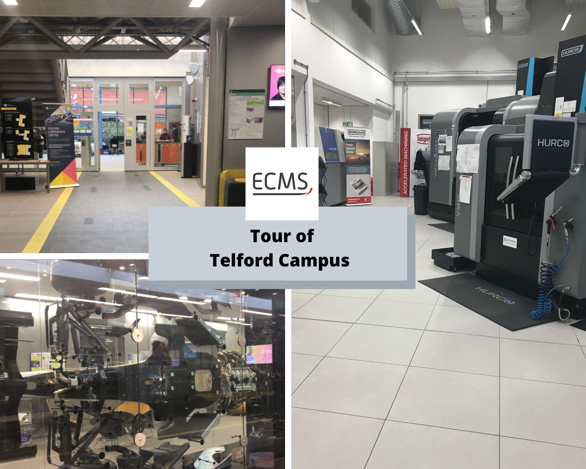Telford Campus Tour